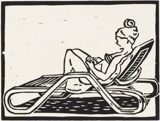 O'Dwyer, Emmet 'Swimming Pool' Impressions 2018