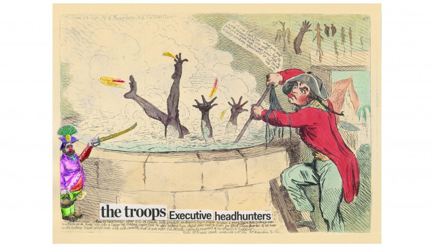 Brook Andrew - the troops Executive headhunters